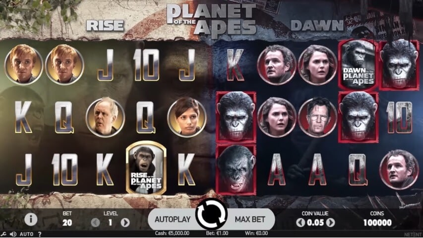 Planet of the Apes Video Games- 23rd October (2017)