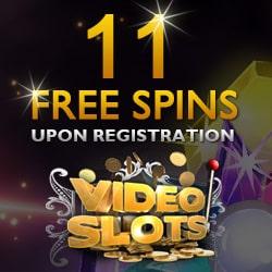 VideoSlots Casino Bonus And Review