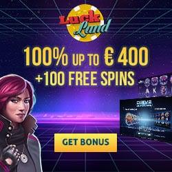 Luck Land Casino Bonus And Review