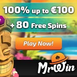 Mr Win Casino Bonus And Review