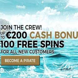 Pirate Spin Casino Bonus And Review
