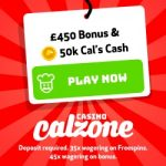 Calzone Casino Bonus And Review