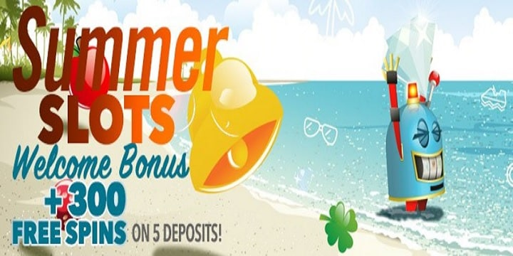 Sloto Cash Casino: Summer Slots Bonuses