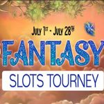 Fantasy Slots Tourney - July at Vegas Crest
