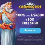 Casino Gods Bonus And Review