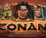 Conan Netent Video Slot Game
