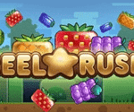 Reel Rush 2 Netent Video Slot Game
