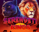 Serengeti Kings Netent Video Slot Game