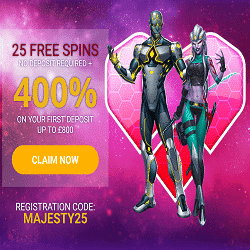 Majesty Slots Casino Bonus And Review