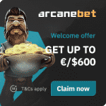 ArcaneBet Casino Bonus And Review