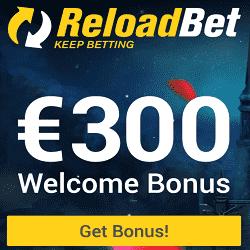 ReloadBet Casino Bonus And Review
