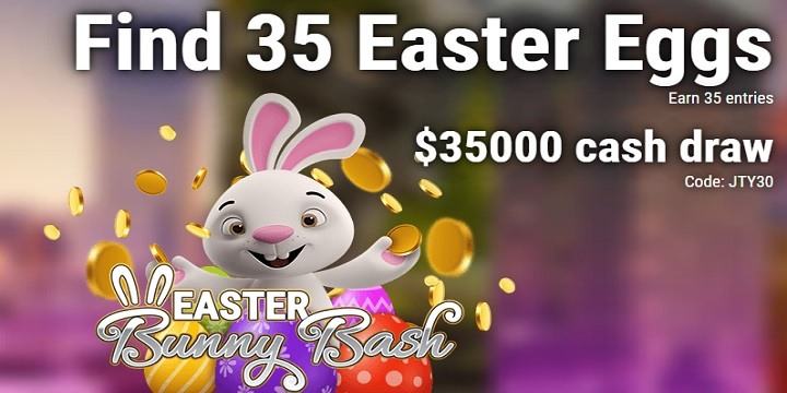 Lucky Creek Casino promotion
