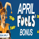 Vegas Crest Casino - April Fools' Bonus