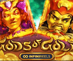 Gods of Gold Netent Video Slot Game