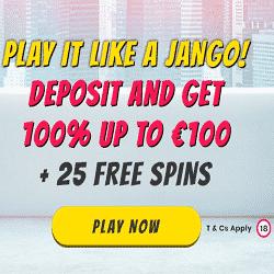 Play Jango Casino Bonus And Review