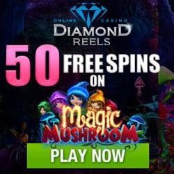 Diamond Reels Casino Bonus And Review