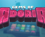 Gems of Adoria Netent Video Slot Game