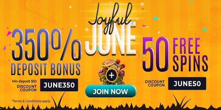 Brango Casino promotion