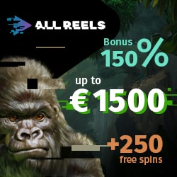 AllReels Casino Bonus And Review