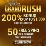 Grand Rush Casino Bonus And Review