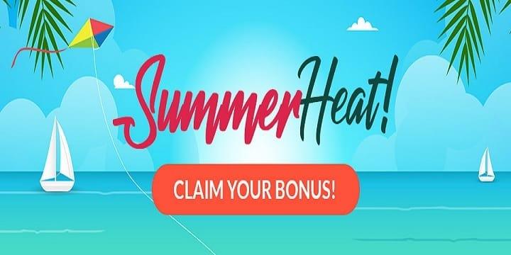 Extreme Casino: Summer Heat Promo