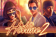 Hotline2 Video Slot Banner - freespinscasino.org