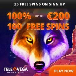 Tele Vega Casino Bonus And Review
