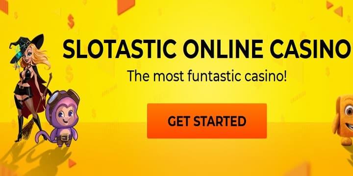 Slotastic Casino promotion