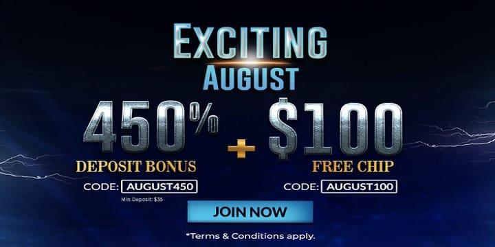 Slots7Casino Casino promotion