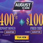 Slots Villa Casino - August is still here