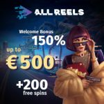 All Reels Casino Bonus And Review