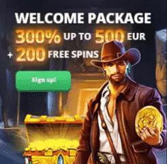 Slot Hunter Casino Banner - 250x250