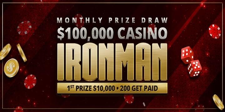 BetOnline Casino promotion