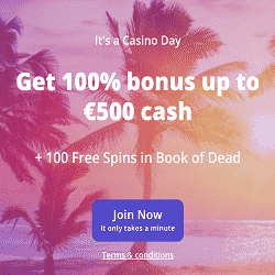 Casino Days Bonus And Review
