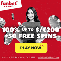 Funbet Casino Bonus And Review
