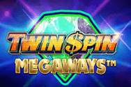 TWIN SPIN MEGAWAYS Video Slot Banner - freespinscasino.org
