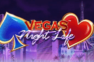Vegas Night Life Video Slot Banner - freespinscasino.org