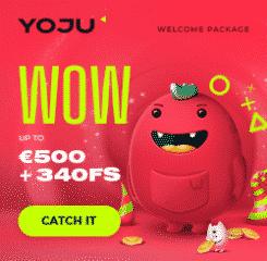 YoJu Casino Banner - 250x250
