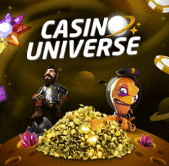 Universe Casino Banner - 250x250