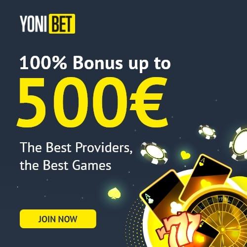 YoniBet Casino Bonus And Review