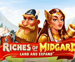 Riches of Midgard Netent Video Slot