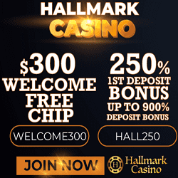 Hallmark Casino Bonus And Review