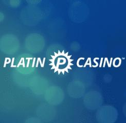 Platin Casino Banner - 250x250