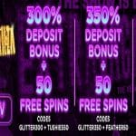 Vegas Rush Casino Extravaganza Bonuses