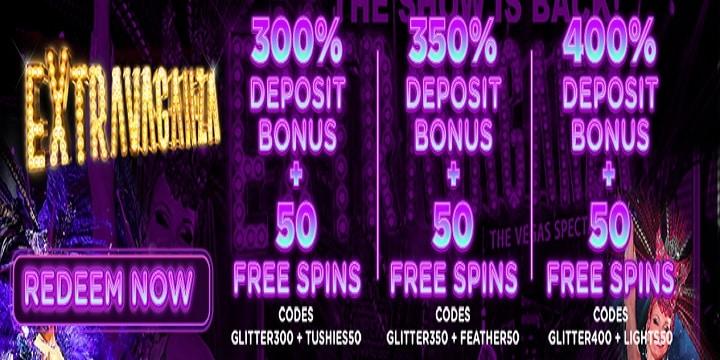 Vegas Rush Casino promotion