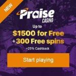 Praise Casino Review