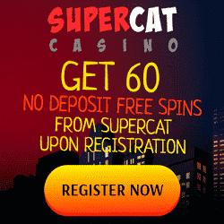 SuperCat Casino Bonus And Review