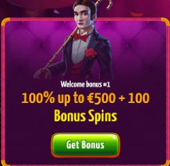 Winota Casino Banner - 250x250