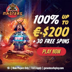 Casino Masters Bonus And Review