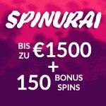 Spinurai Casino Review